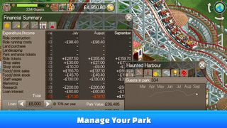 RollerCoaster Tycoon Classic - screen - 2017-09-27 - 356620