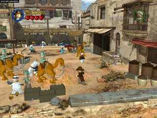 LEGO Indiana Jones 2: The Adventure Continues - screen - 2009-09-30 - 165247