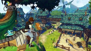 Shiness: The Lightning Kingdom id = 321302