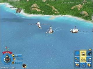 Sid Meier's Pirates! - screen - 2004-10-11 - 34689