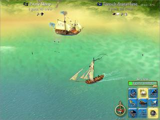 Sid Meier's Pirates! - screen - 2004-10-11 - 34696