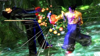 Tekken 6 - screen - 2009-08-20 - 160389