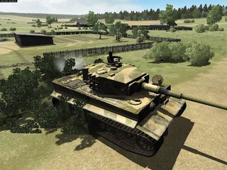WWII Battle Tanks: T-34 vs. Tiger - screen - 2008-10-08 - 118983