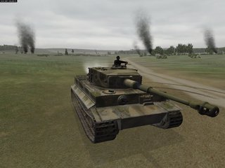 WWII Battle Tanks: T-34 vs. Tiger - screen - 2008-10-08 - 118984