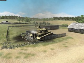 WWII Battle Tanks: T-34 vs. Tiger - screen - 2008-10-08 - 118985