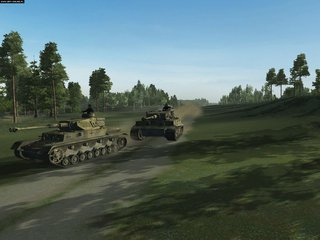 WWII Battle Tanks: T-34 vs. Tiger - screen - 2008-10-08 - 118986