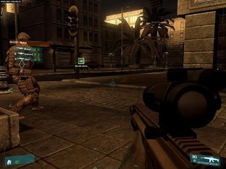 Tom Clancy's Ghost Recon: Advanced Warfighter - screen - 2006-05-19 - 66947