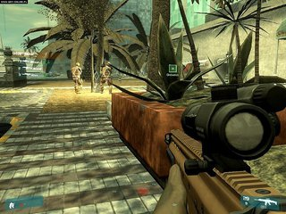 Tom Clancy's Ghost Recon: Advanced Warfighter - screen - 2006-05-19 - 66951