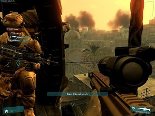 Tom Clancy's Ghost Recon: Advanced Warfighter - screen - 2006-05-19 - 66952