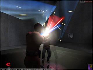 Star Wars Jedi Knight II: Jedi Outcast - screen - 2001-11-22 - 7798