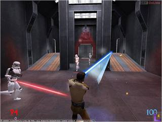 Star Wars Jedi Knight II: Jedi Outcast - screen - 2001-11-22 - 7799