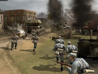 Company of Heroes: Kompania Braci - screen - 2006-08-25 - 71716
