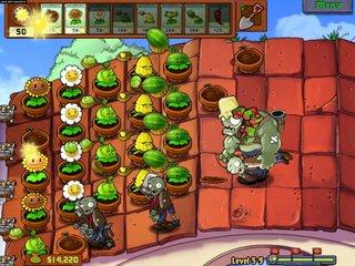 Plants vs Zombies - screen - 2009-06-15 - 150427