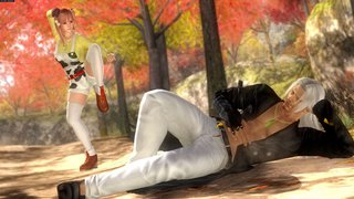 Dead or Alive 5 Last Round id = 293617