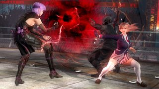 Dead or Alive 5 Last Round id = 293618