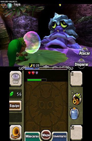 The Legend of Zelda: Majora's Mask 3D id = 294604
