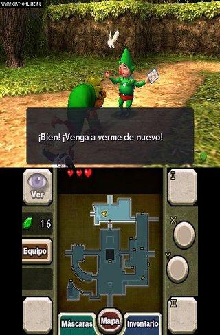 The Legend of Zelda: Majora's Mask 3D id = 294608