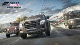 Forza Horizon 3: The Blizzard Mountain id = 335880