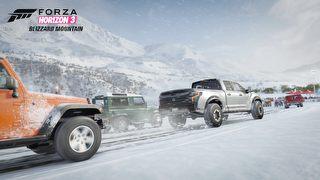 Forza Horizon 3: The Blizzard Mountain id = 335883