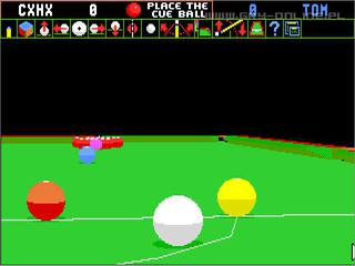 Jimmy White's Whirlwind Snooker - screen - 2001-09-09 - 32193