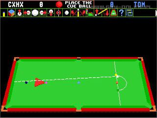 Jimmy White's Whirlwind Snooker - screen - 2001-09-09 - 32194