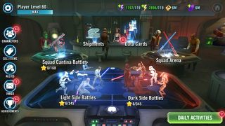 Star Wars: Galaxy of Heroes - screen - 2015-11-26 - 311479