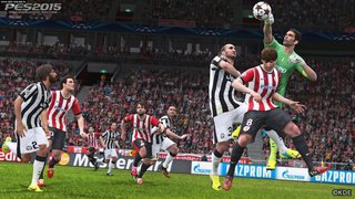 Pro Evolution Soccer 2015 id = 288091