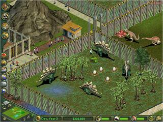 Zoo Tycoon: Dinosaur Digs - screen - 2002-02-20 - 9342