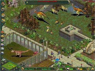 Zoo Tycoon: Dinosaur Digs - screen - 2002-02-20 - 9343