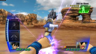 Dragon Ball Z for Kinect - screen - 2012-07-13 - 242639