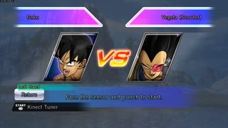 Dragon Ball Z for Kinect - screen - 2012-07-13 - 242640