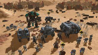 Warhammer 40,000: Sanctus Reach id = 334922