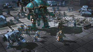 Warhammer 40,000: Sanctus Reach id = 334923