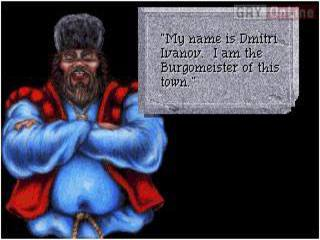 Quest for Glory IV: Shadows of Darkness id = 19617