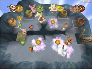 Zabawa z Kubusiem Puchatkiem: Puchatkowe Przyjęcie - screen - 2002-09-05 - 11735