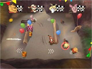 Zabawa z Kubusiem Puchatkiem: Puchatkowe Przyjęcie - screen - 2002-09-05 - 11737