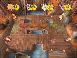 Zabawa z Kubusiem Puchatkiem: Puchatkowe Przyjęcie - screen - 2002-09-05 - 11738