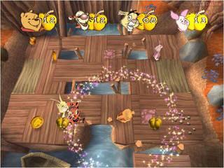 Zabawa z Kubusiem Puchatkiem: Puchatkowe Przyjęcie - screen - 2002-09-05 - 11739