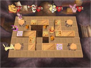 Zabawa z Kubusiem Puchatkiem: Puchatkowe Przyjęcie - screen - 2002-09-05 - 11740