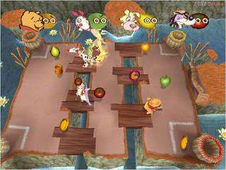 Zabawa z Kubusiem Puchatkiem: Puchatkowe Przyjęcie - screen - 2002-09-05 - 11741