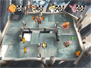 Zabawa z Kubusiem Puchatkiem: Puchatkowe Przyjęcie - screen - 2002-09-05 - 11743