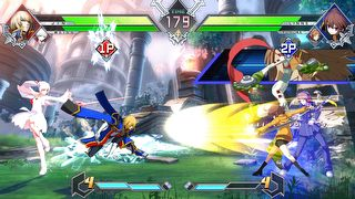 BlazBlue: Cross Tag Battle - screen - 2018-06-06 - 374756