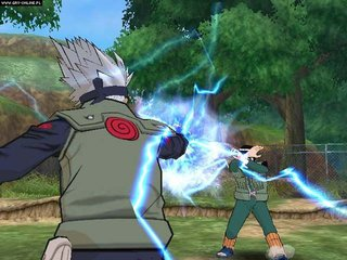 Naruto: Clash of Ninja Revolution - screen - 2007-10-17 - 90812