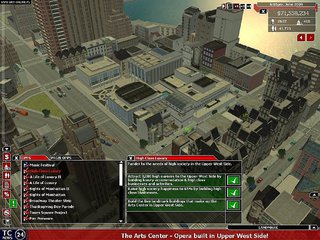 Tycoon City: New York - screen - 2006-03-18 - 63486