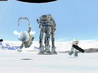 LEGO Star Wars II: The Original Trilogy - screen - 2006-08-09 - 70503