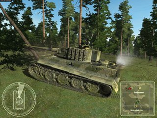 WWII Battle Tanks: T-34 vs. Tiger - screen - 2008-09-30 - 118102