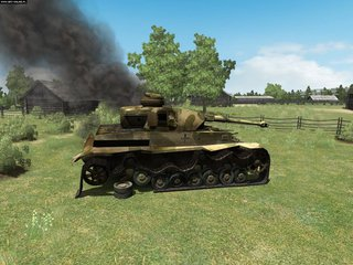 WWII Battle Tanks: T-34 vs. Tiger - screen - 2008-09-30 - 118104