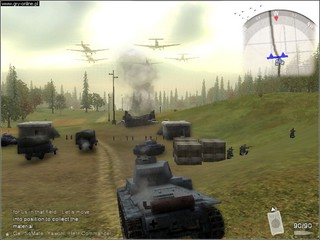 Panzer Elite Action: Fields of Glory - screen - 2005-06-30 - 49883