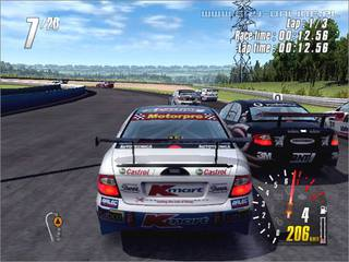 TOCA Race Driver 2 - screen - 2004-09-08 - 32287