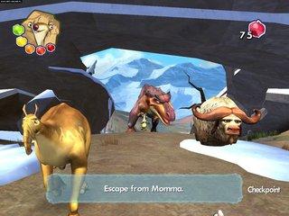 Epoka lodowcowa 3: Era dinozaurów - screen - 2009-07-14 - 155215